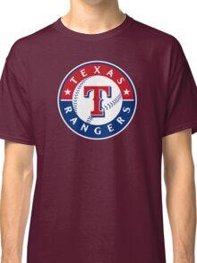 texas rangers Classic T-Shirt