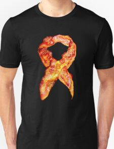 Bacon Awareness Ribbon . . . Never Forget Bacon T-Shirt