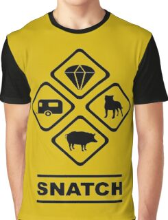 SNATCH Graphic T-Shirt
