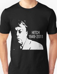 Christopher Hitchens - Hitch Memorial T-Shirt