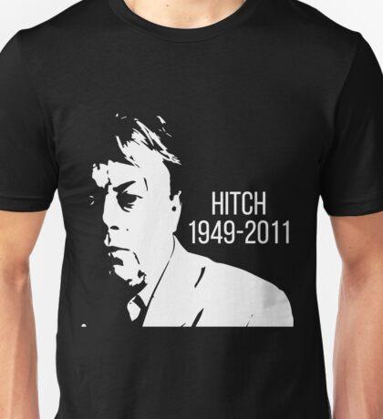 Christopher Hitchens - Hitch Memorial Unisex T-Shirt