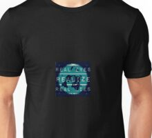 The earth is flat,flat earth Unisex T-Shirt