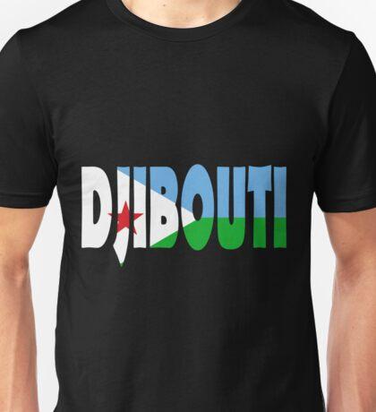 Djibouti Unisex T-Shirt