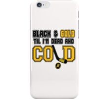 boston bruins  iPhone Case/Skin