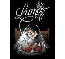 Lumos Photographic Print