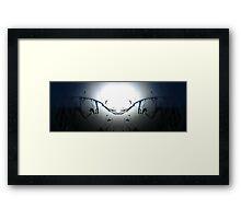 Winter IV Framed Print