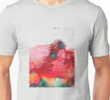 Abstract Painting Red & Gold Unisex T-Shirt