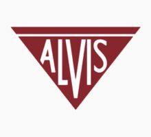 Alvis Logo Baby Tee