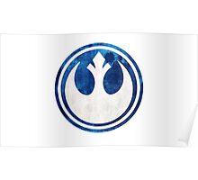 Rebel Alliance Starbird Poster
