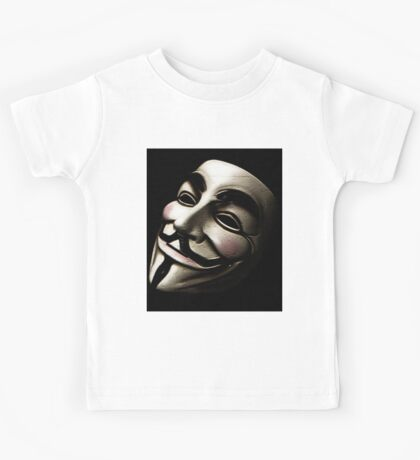 V for Vendetta Kids Tee
