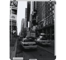 NYC BW iPad Case/Skin