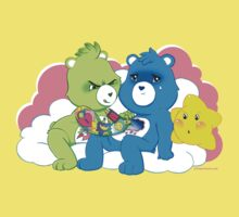 Care Bears Ink Baby Tee