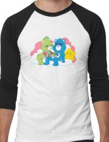 Care Bears Ink Men's Baseball ¾ T-Shirt