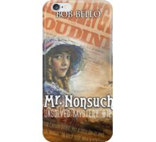Mr. Nonsuch iPhone Case/Skin