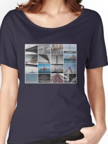 Forth Bridges Women's Relaxed Fit T-Shirt