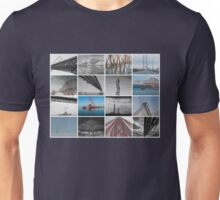 Forth Bridges Unisex T-Shirt
