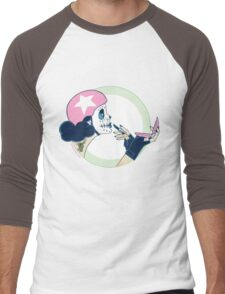 Drag Strip Courage & Compacts Men's Baseball ¾ T-Shirt
