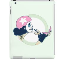 Drag Strip Courage & Compacts iPad Case/Skin