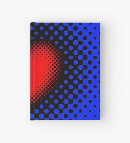 Pulsating Heart Hardcover Journal