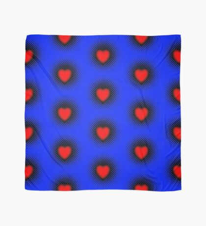 Pulsating Heart Scarf