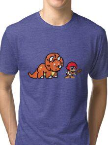 BUBBA DUCK & TOOTSIE Tri-blend T-Shirt