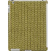 laine verte iPad Case/Skin