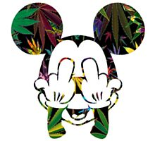 Mary Jane Mouse Photographic Print