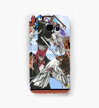 The Magician (tarot) Samsung Galaxy Case/Skin