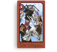 The Magician (tarot) Canvas Print