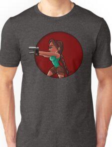 Tomb Raider- Lara Croft Unisex T-Shirt