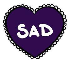 Love heart - Sad by lxgstad