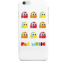 Pac Music iPhone Case/Skin
