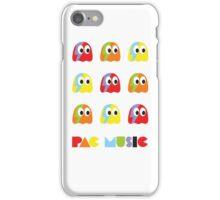 Pac Music iPhone Case/Skin