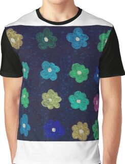 Childhood flowers Graphic T-Shirt