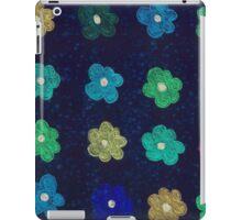 Childhood flowers iPad Case/Skin