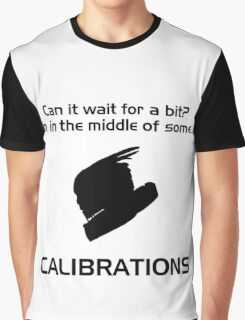 Calibrations Graphic T-Shirt