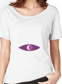 Welcome To Night Vale Death Design BLACK & WHITE Women's Relaxed Fit T-Shirt