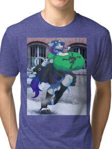 Winter Wonderland Tri-blend T-Shirt
