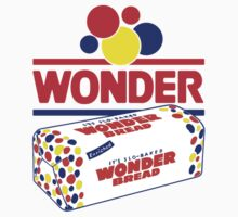 WONDER BREAD One Piece - Short Sleeve
