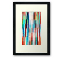 LLLLLLLibraries Framed Print