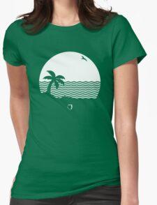 The Neighbourhood beach band Womens Fitted T-Shirt