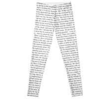 Harry Potter and the Philosopher's Stone, Chapter 1 Leggings