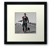 Mad Max Framed Print