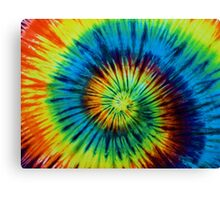 Fit To Be Dyed Canvas Print