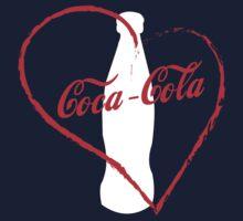 I love coca-cola Baby Tee