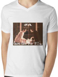 Sixteen Candles Mens V-Neck T-Shirt