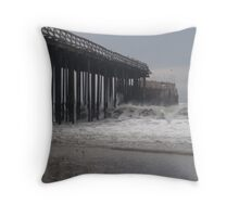 The Boat - Duvet Covers, Pillows and Scarves Throw Pillow