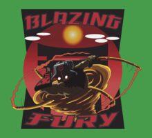 Blazing Fury One Piece - Short Sleeve