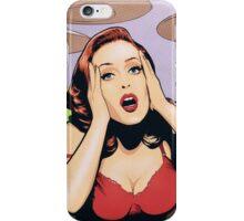 Gillian Anderson iPhone Case/Skin