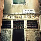 "Old "" Trattoria "" in Venice by gluca"